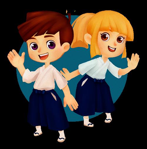 Aikido Copii