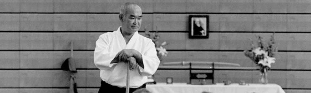 Chiba Sensei Aikido