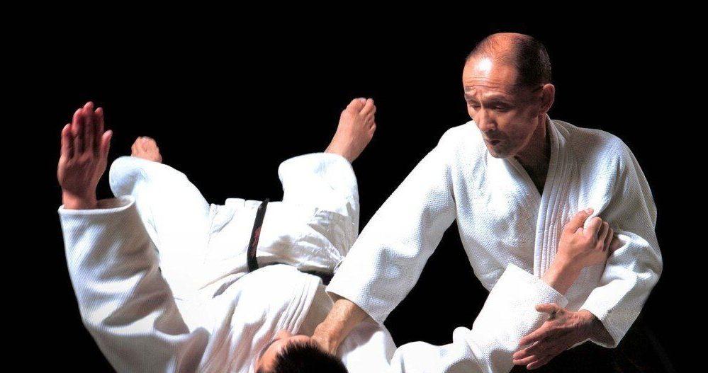 Gozo Shioda Sensei