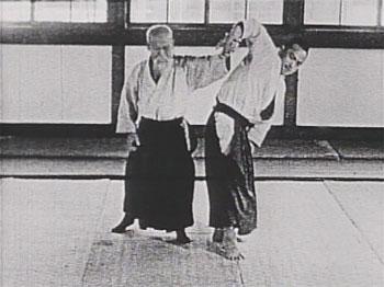 Morihei Ueshiba Koichi Tohei - Sankyo