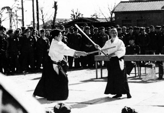 Morihiro Saito Sensei, 9 Dan Aikido