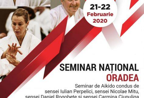 Seminar National Orarea